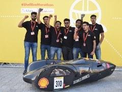 India's Team Averera Wins The First Shell Eco-Marathon Virtual League Championship