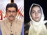 """Video : """"Taliban Must Allow Women To Come Forward"""""""