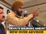 Video : 'Allow Me To Take Decisions Or Else...': Navjot Singh Sidhu To Congress