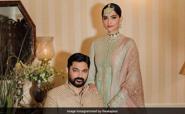 Newlywed Rhea Kapoor's Post Is For Her 'Best Friends' - Sister Sonam And Husband Karan Boolani