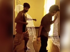 """What's The Secret Behind Shahid Kapoor And Ishaan Khatter's Killer Dance Moves? """"Chilli Paneer,"""" As Per Ananya Panday"""