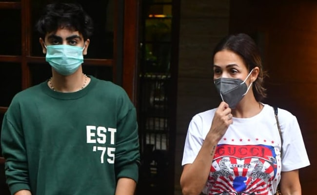 'Miss You Already,' Writes Malaika Arora As Son Arhaan 'Embarks On A New And Unchartered' Journey