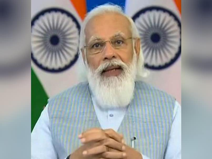 """""""You Are All Winners And Role Models"""": PM Modi Tokyo-Bound Para-Athletes"""