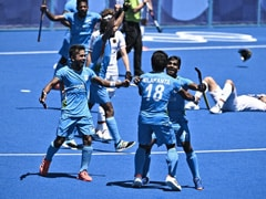 """""""Every Indian In Games Village Congratulated Us"""": Harmanpreet Singh After Men's Hockey Team Wins Olympic Bronze"""