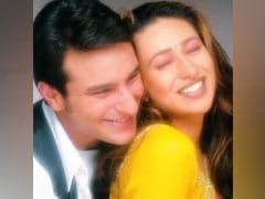 <i>Hum Saath Saath Hain</i> Memories In Karisma Kapoor's Birthday Wish For Saif Ali Khan