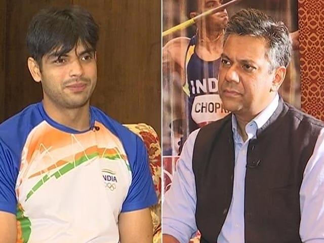 Video : NDTV In Conversation With Olympic Champion Neeraj Chopra