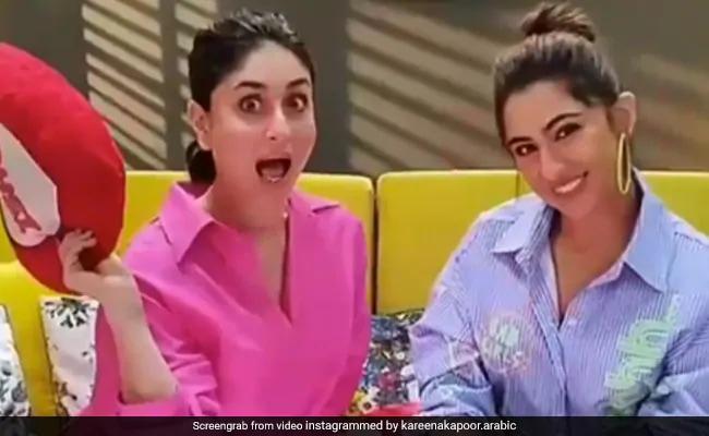 Kareena Kapoor Wished 'Beautiful' Birthday Girl Sara Ali Khan Like This