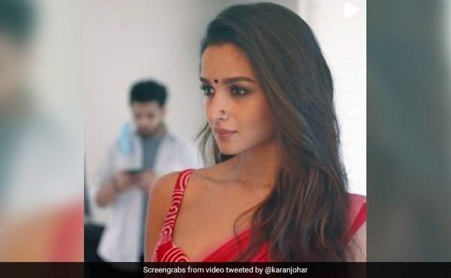 Rocky Aur Rani Ki Prem Kahani: Alia Bhatt And Ranveer Singh Kick Start The Shoot Of Karan Johar's Film