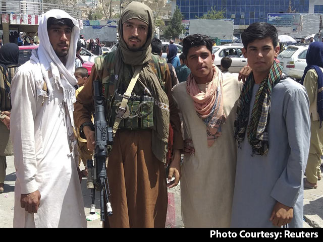 """Video : Taliban Announces """"General Amnesty"""", Asks Officials To Return To Work"""