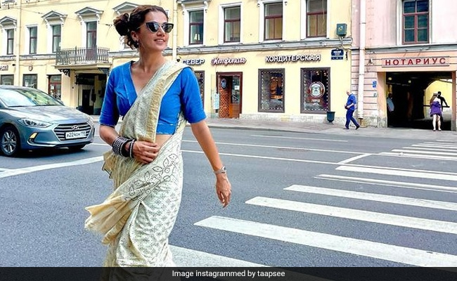 On Taapsee Pannu's Birthday, 10 Most Amazing Pics From Her Feed