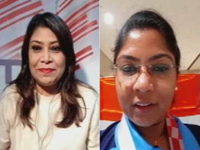 "Video : ""Want To Show My Silver Medal To Sachin Tendulkar"": Bhavinaben Patel"