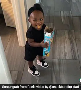 Dad Catches Daughter Stealing Food; Viral Videos Will Make Your Day