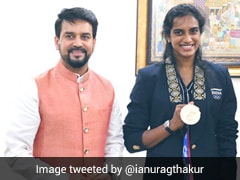 Tokyo Games: PV Sindhu, India's Double Olympic Medallist, Felicitated After Returning From Tokyo