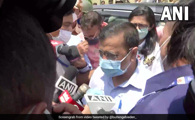 Arvind Kejriwal Announces Magisterial Probe In Dalit Girl's Alleged Rape