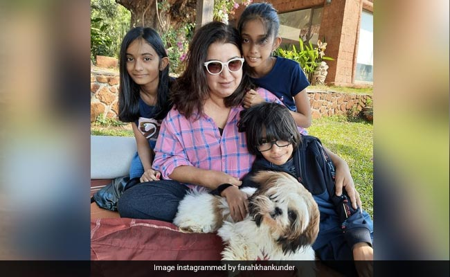 Farah Khan's Epic Reply To Troll Who Skinny-Shamed Her Triplets