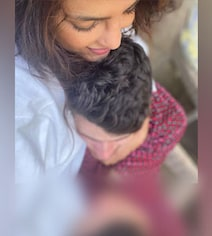 'He's Home': Priyanka Chopra And Nick Jonas Are Back In Each Other's Arms