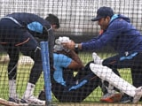 Video : Mayank Agarwal Hit On Head During Practice, To Undergo Concussion Test: Sources