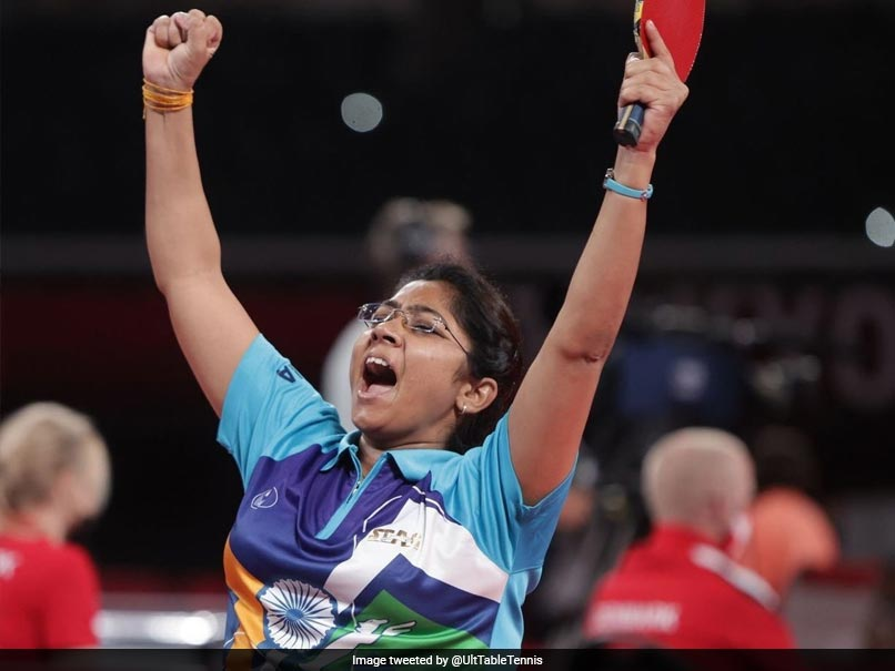 Tokyo Paralympics: PM Narendra Modi Congratulates Bhavinaben Patel On Reaching Table Tennis Final