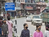 Video : Days After Violence, Curfew Relaxed In Shillong For A Few Hours