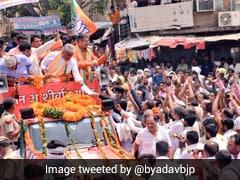 Ashok Gehlot, Sachin Pilot ''fighting for chair'', Says Bhupendra Yadav