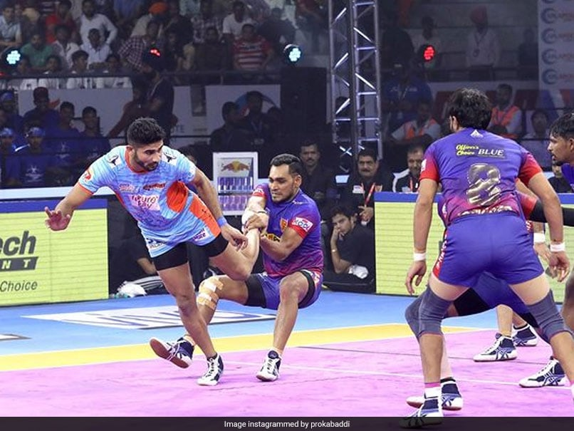 Pro Kabaddi League 2021: Auction To Take Place From August 29