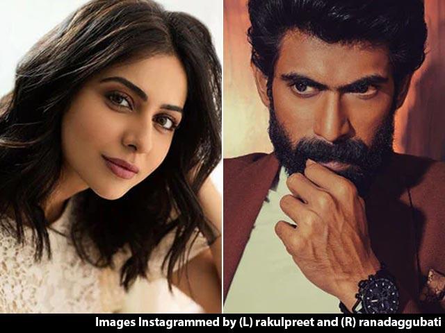 Video : Rakul Preet Singh, Rana Daggubati, Other Actors Summoned In Drugs Case
