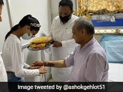 Rajasthan Chief Minister Ashok Gehlot Discharged From Hospital After Angioplasty