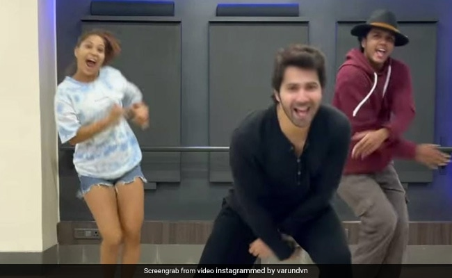 BTS Fan Varun Dhawan Doesn't Need 'Permission To Dance.' Do You?