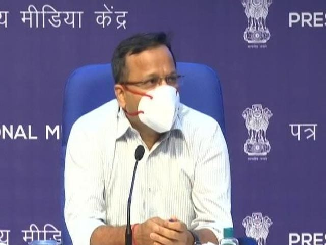 """Video : """"One State, No Others, Reported A Suspected Oxygen-Related Death"""": Centre"""