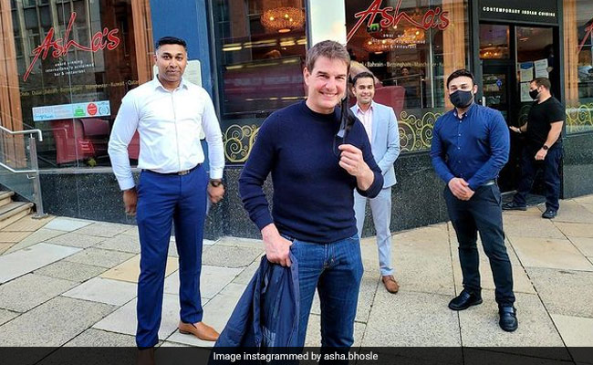 Tom Cruise Liked This Dish So Much, He Ordered It Twice At Asha Bhosle's Restaurant