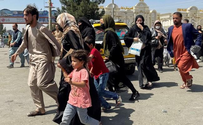 Photos: Taliban's Kabul Takeover Caps Afghanistan Blitz