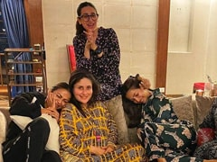 "Malaika Arora Reveals Kareena Kapoor's Friends ""Put On Weight With Her During Pregnancies"""