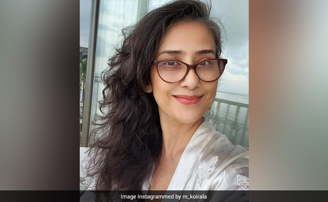 Manisha Koirala's No-Filter Selfie Is As Real As It Gets