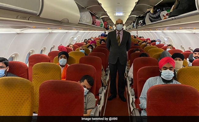 Air India Flight With 78 Passengers En Route To Delhi From Afghanistan