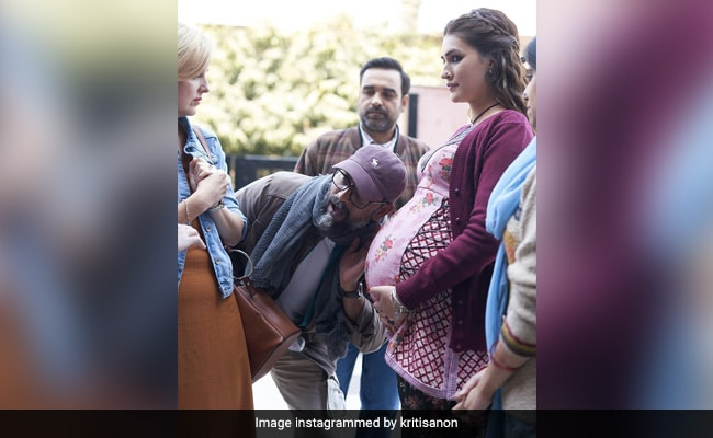 'What Are They All Listening To?' Kriti Sanon Reveals In Her Post