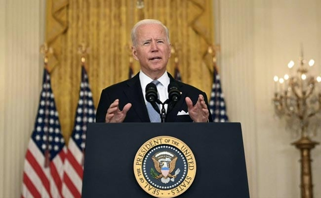 Stand Squarely Behind Afghanistan Pull-Out, Says Joe Biden Amid Criticism
