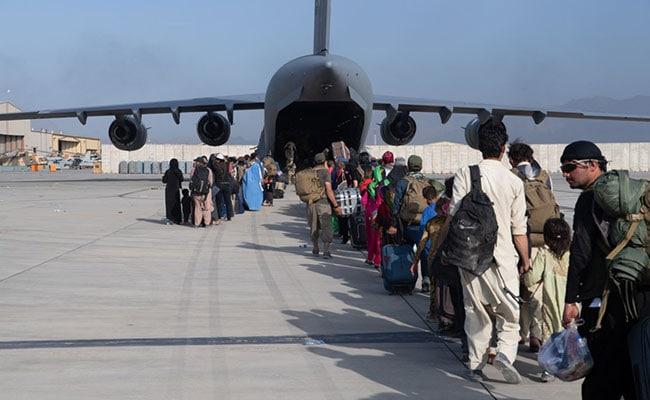 Still 5,400 People Inside Kabul Airport Awaiting Evacuation: US