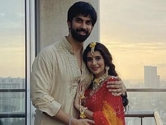 Charu Asopa And Rajeev Sen Share Baby Shower Pics From New House