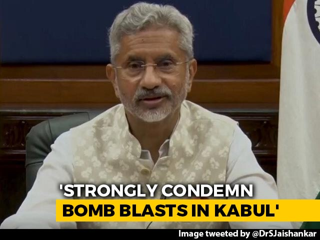 Video : Need World To Stand United: India On Kabul Airport Suicide Blasts