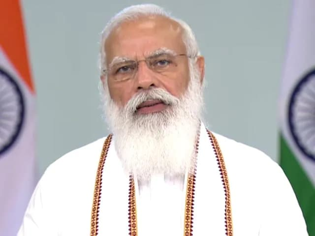 Video : Months Ahead Of UP Polls, PM Launches Ujjwala 2.0