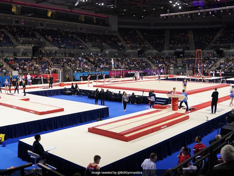 """British Gymnastics Chief """"Deeply Sorry"""" After Abuse Claim"""