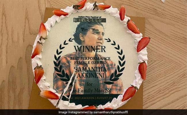 Samantha Ruth Prabhu Spent Her Week Cutting Cakes. Here's What She Was Celebrating