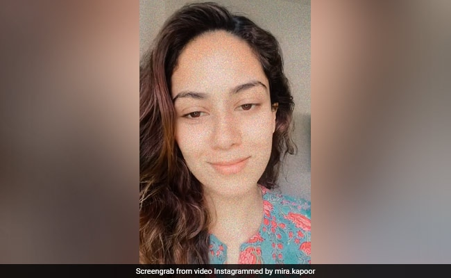 3 Things That Mira Rajput Does Every Morning After Waking Up