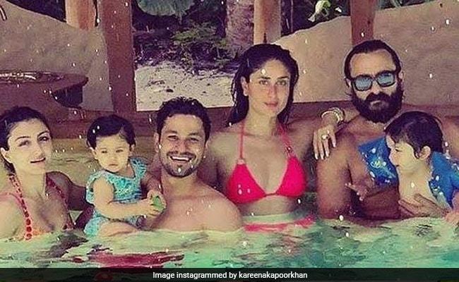 Kareena Kapoor And Saif Ali Khan 'Love Love Love' This Travel Destination