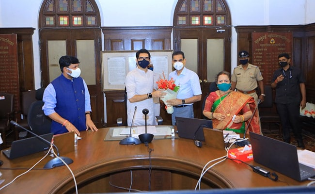 Aaditya Thackeray Launches Mumbai's First Climate Action Plan
