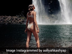 Aaliyah Kashyap's Hikes Are Graced With A View And A Stylish Bikini To Behold