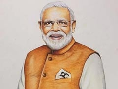 PM Modi Praises Bengaluru Student For His Paintings, Concern For Public Health