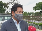 Video : NDTV Exclusive: Meghalaya Chief Minister On Police Action Against Ex Insurgent