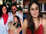 Video : Kareena Kapoor To NDTV On The One Thing In Her New Book That Saif Wanted To Approve