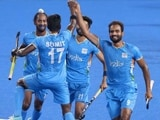 Video : Olympics: India Beat Great Britain 3-1 To March Into Men's Hockey Semis